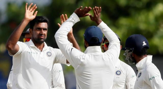 India crushed Sri Lanka first Test 304 runs Test Match
