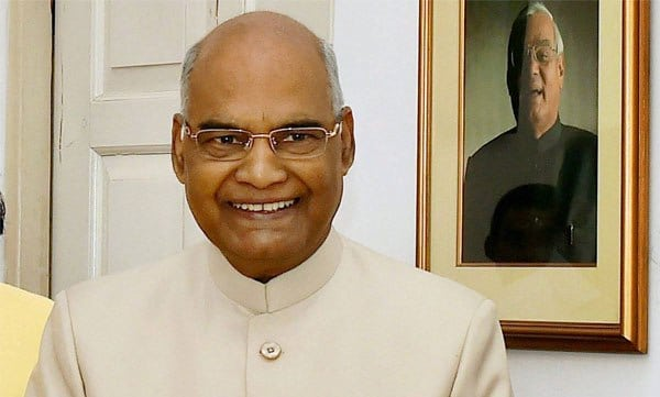 Ramnath Kovind takes oath as President of the presidency