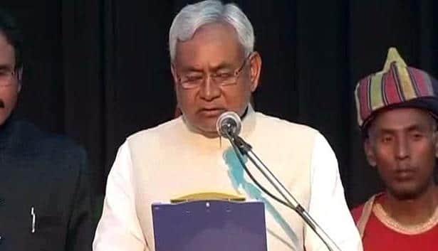 Nitish Kumar proves majority Bihar Assembly
