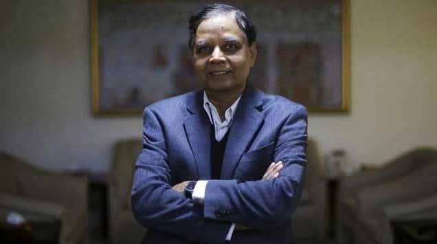 Arvind Pangariya resigns policy commission