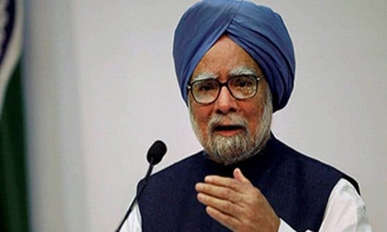 manmohan-singh-said-at-the-congress-convention-modi-government-has-ruined-the-countrys-economy