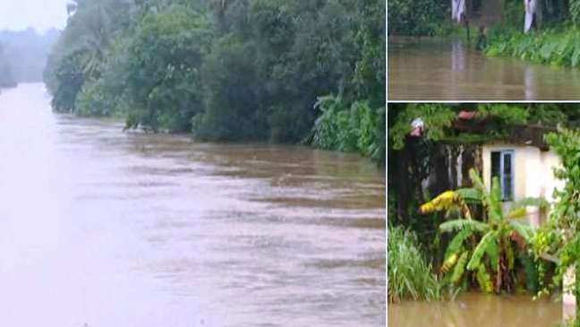 Rains in Kerala, death of 73, alert in 14 districts