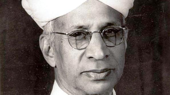 Vice President Sarvepalli Radhakrishnan