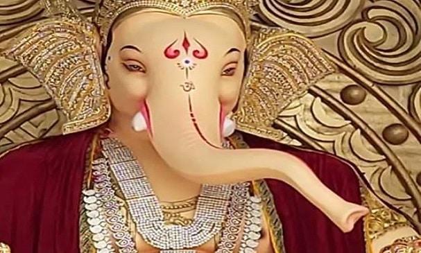 Ganesh Puja in city of diamonds Surat