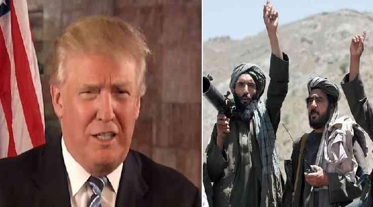 अमेरिका-तालिबान समझौता